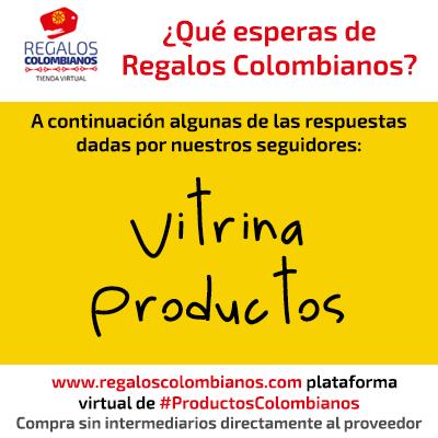 ¿Qué esperamos de los Regalos Colombianos?