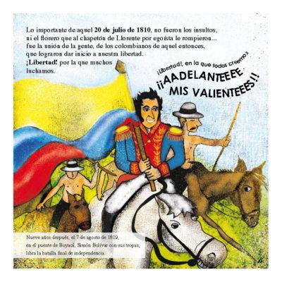 Regalos Colombianos - Libro - 20 julio