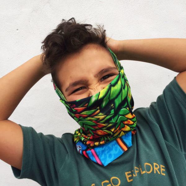 Regalos Colombianos - Gaznate Niños CUPCS