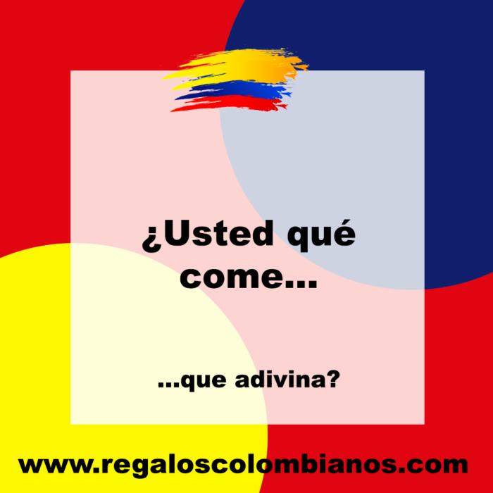 Refranes colombianos