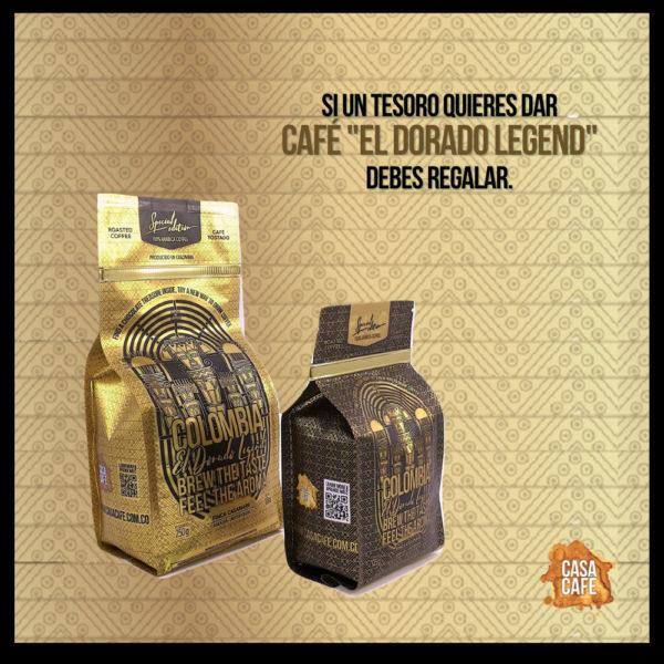 Regalos Colombianos - Café - Casacafé