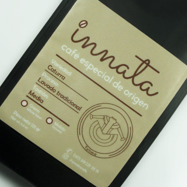 Regalos Colombianos / Innata Café / Bouquet x 3 orígenes café