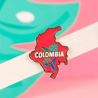 Regalos Colombianos / Chaló Chaló / Iman colombiano