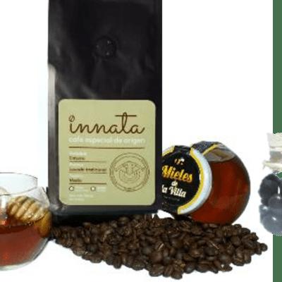 Regalos Colombianos - Miel + café - Innata Café